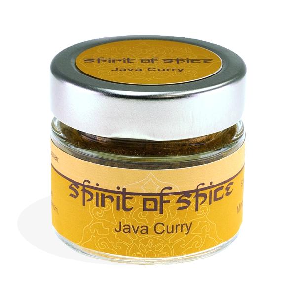 """Gewürzgläschen """"Java Curry"""""""