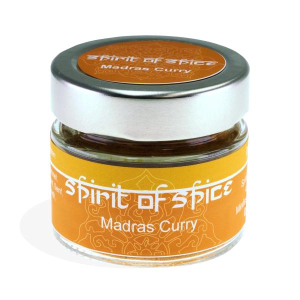"""Gewürzgläschen """"Madras Curry"""""""